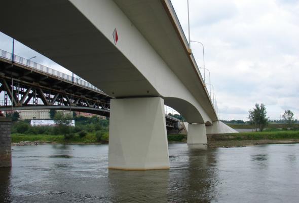 Przetarg na most przez Wisłę w Sandomierzu ogłoszony