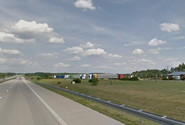 GDDKiA odda tereny na budowę miejsc ładowania pojazdów przy ważnych szlakach