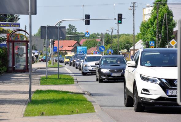 W ruchu drogowym (znów) widać wpływ pandemii