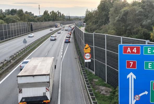 Trzeci pas na południowej obwodnicy Krakowa. Są oferty