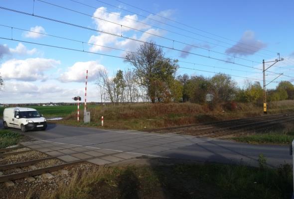 Wielkopolska. W 2023 r. w Plewiskach będzie wiadukt nad torami