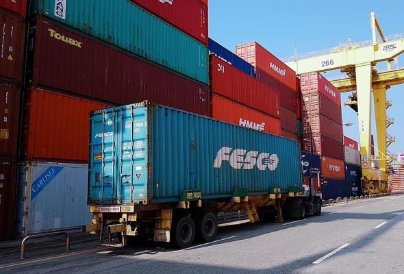 Nowe połączenie kontenerowe: Z Japonii przez kolej transsyberyjską do Europy