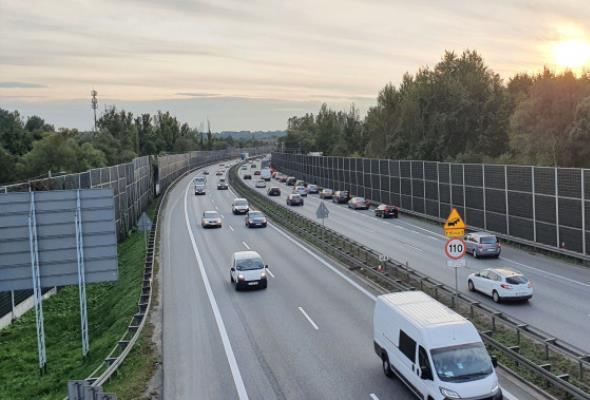 Wiadomo kto wykona dodatkowy pas na A4 w Krakowie