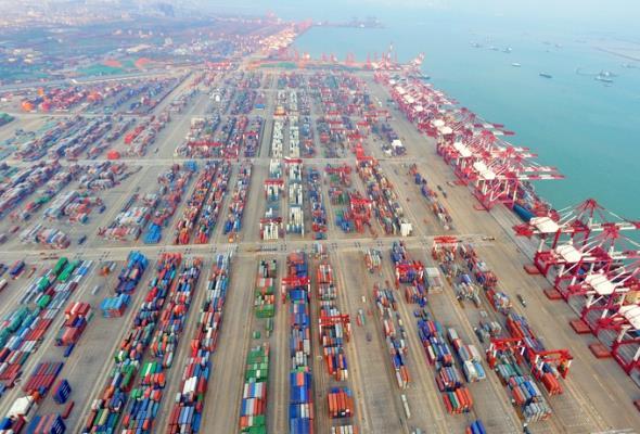 Chiny chcą wytyczyć nową ścieżkę rozwoju portów
