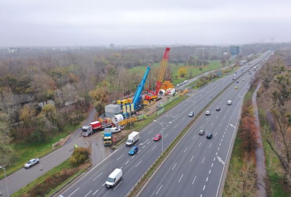 Warszawa. Budimex wybuduje Kolektor Wiślany