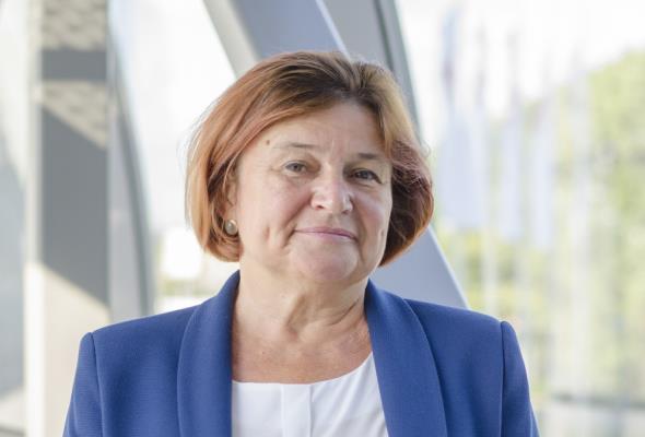 Zofia Paryła nowym prezesem zarządu Grupy Lotos