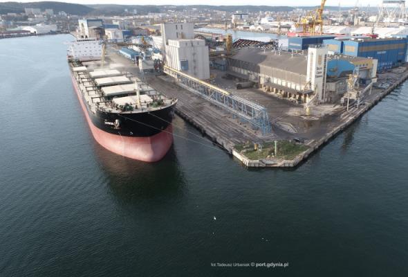 Strabag z umową na przebudowę nabrzeża w Porcie Gdynia
