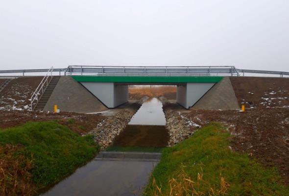Podkarpackie. Most w ciągu DK-28 gotowy