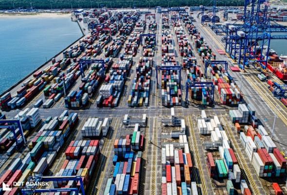 DCT: Dzięki nam odżyło kilka portów na Bałtyku. Mamy szansę odzyskać inne rynki