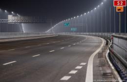 Południowa Obwodnica Warszawy: Nowy most na Wiśle otwarty (Zdjęcia)