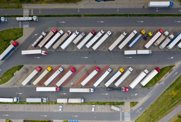MOP-y bardziej przyjazne dla kierowców ciężarówek. Będą zmiany