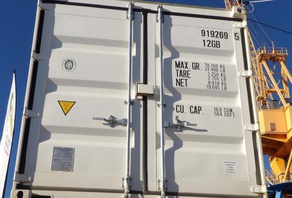 Prawie 2 razy więcej kontenerów i ładunków przez Nowy Jedwabny Szlak w 2020 r.