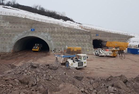 Dolny Śląsk. Na tunelowym odcinku S3 wydrążono już 90 m
