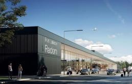 Lotnisko w Radomiu szuka najemców powierzchni terminala. Ruszyły przetargi