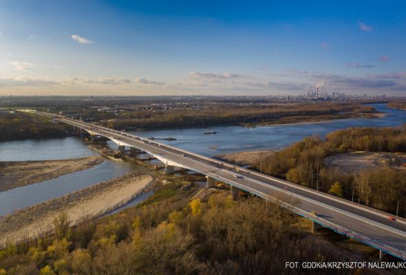 GDDKiA: W 2020 r. powstało 16 nowych obiektów mostowych