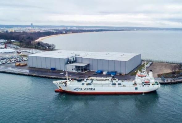 Do Portu Gdańsk dotarł transport ryb z Wielkiej Brytanii. Pierwszy po Brexicie