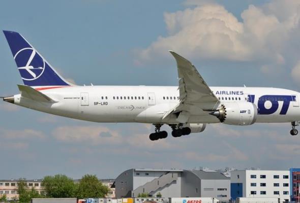 Itaka oferuje rejsy Dreamlinerem PLL LOT także na Malediwy
