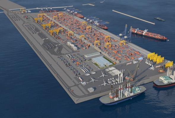 Do RDOŚ wpłynął wniosek w sprawie gdyńskiego Portu Zewnętrznego