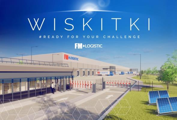 FM Logistic inwestuje w Wiskitkach. W pobliżu autostrady i CPK