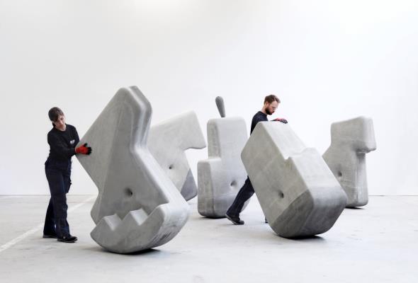 """CEMEX partnerem nowatorskiej wystawy online """"CARBS – Concrete Kinetics"""""""