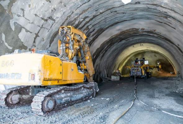 Ruszy drążenie czwartego tunelu na S1 – obejściu Węgierskiej Górki