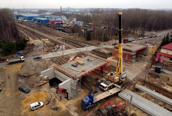 Drogie oferty na wiadukty nad linią kolejową E30 Kraków – Katowice