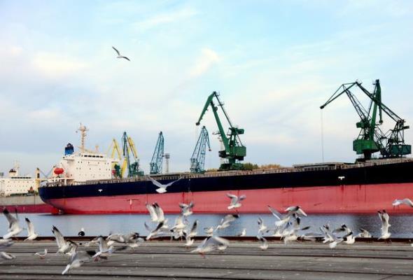 Porty Szczecin i Świnoujście rozpoczęły rok wzrostem przeładunków