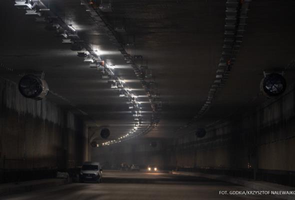 Prace na ursynowskim odcinku S2. Odbiór tunelu nadal w II kwartale