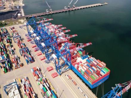 Port Gdańsk: 2019 r. rekordem, 2020 r. dużym wyzwaniem. Zdaliśmy egzamin