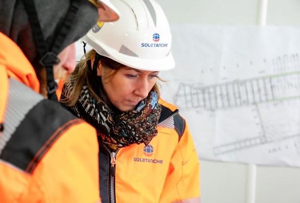 Kobiety w budownictwie. Do nich należy przyszłość