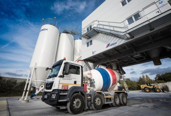 Cemex wdraża przełomową technologię opartą na wodorze