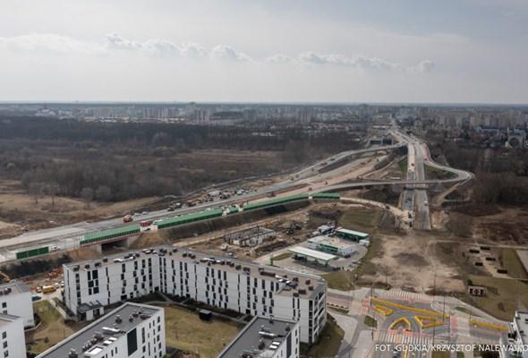 Budowa POW na Ursynowie skończy się w czerwcu