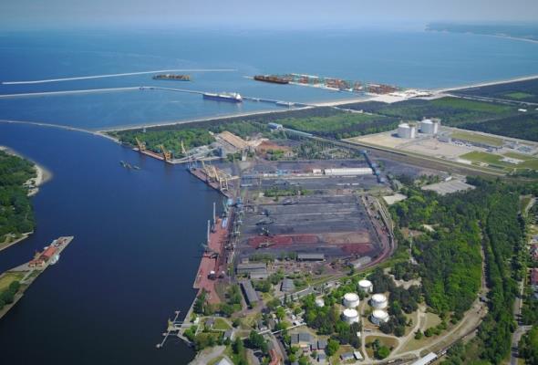 Świnoujście: Do terminalu kontenerowego z Górnego Śląska