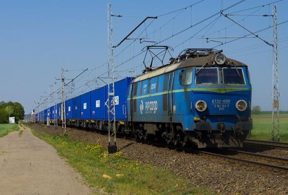 Intermodalny pociąg operatorski PKP Cargo Connect dojedzie aż do Turcji