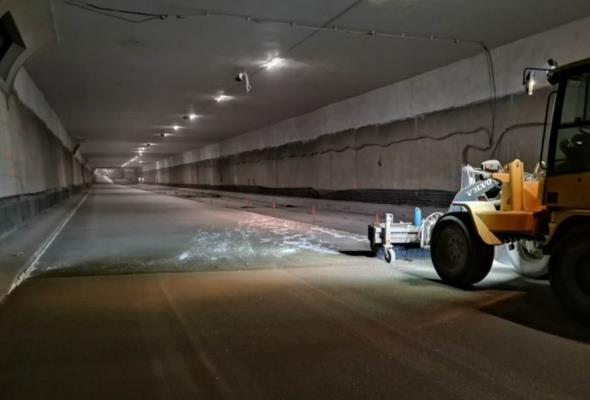 Nikt nie chce badać jakości powietrza przy tunelu POW