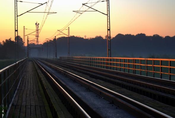 Kaliningrad mocny na Kolejowym Jedwabnym Szlaku