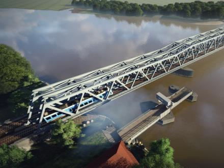 Można przebudowywać most w Regalicy