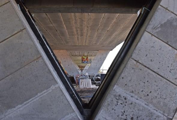 Szczecin. Przebudowa Estakady postępuje. Roboty obejmą wiadukt nad bocznicą