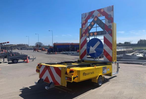 FBSerwis inwestuje w zabezpieczenie pracowników drogowych
