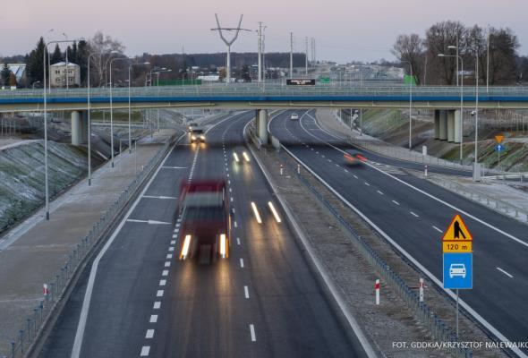 Długość dróg szybkiego ruchu to prawie 4,3 tys. km