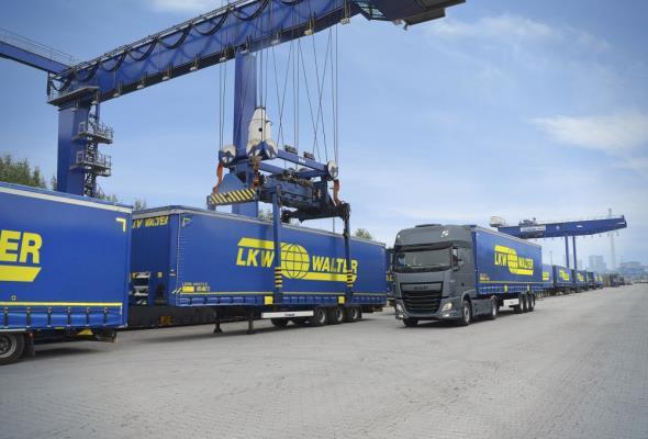 PKP Cargo z połączeniem intermodalnym do Włoch