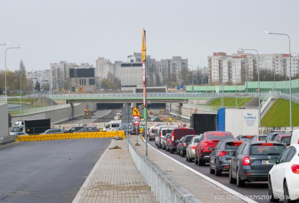 Warszawa. Węzeł Puławska na S2 połączy się z węzłem Ursynów