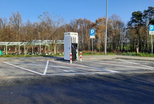 GreenWay zbuduje stacje ładowania na A4, S7 oraz S3
