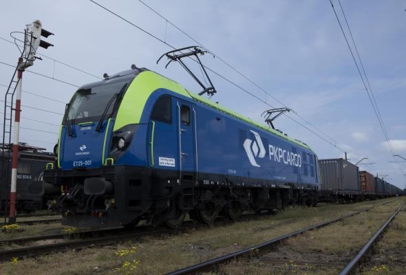 Z Chin do Gliwic – PKP Cargo Connect testuje trasę