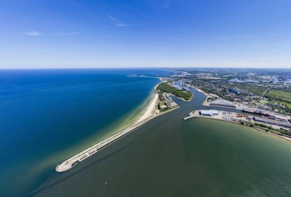 Port Gdańsk północną bramą Europy