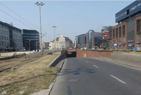 Wrocław. Wkrótce remont tunelu na pl. Dominikańskim