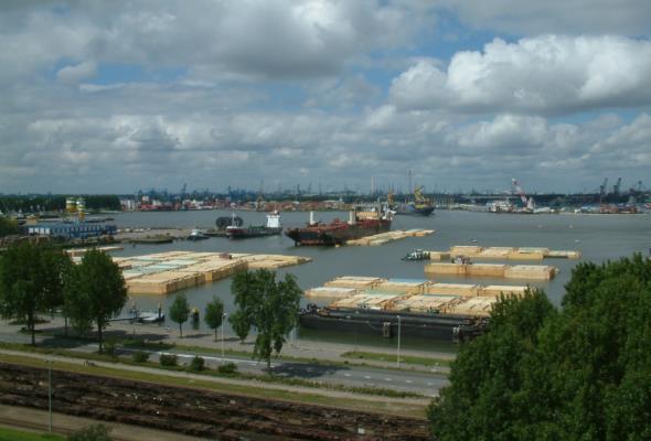 Rotterdam rozwija autonomiczny transport morski
