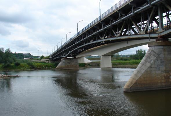 Świętokrzyskie. Budowa mostu w Sandomierzu ruszyła
