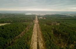 Dojazd koleją do Katowice Airport będzie przyjazny dla ptaków i płazów