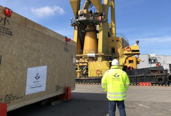 Fracht FWO. Ciężkie ładunki dotrą do nowych miejsc